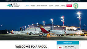Andhra Pradesh Airports Development Corporation Ltd<