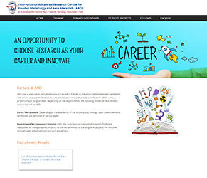ARCI Career Module